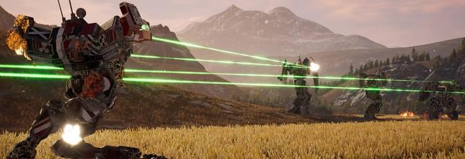 Обзорный трейлер MechWarrior 5: Mercenaries