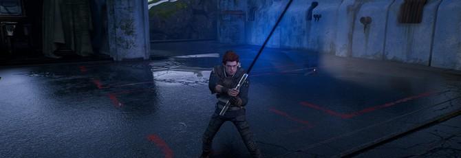 Для Star Wars Jedi: Fallen Order начали выходить первые модификации