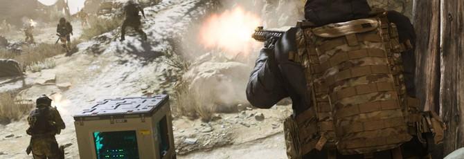 UK-чарт: Call of Duty: Modern Warfare вернула лидерство