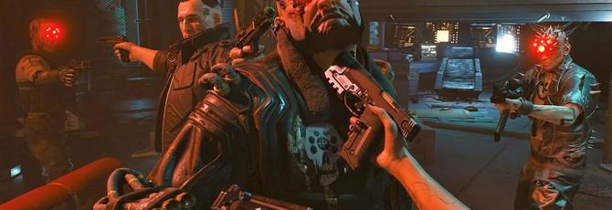Импланты на селфи — в инстаграме появились фильтры Cyberpunk 2077