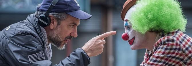 """Тодд Филлипс поделился фотографиями со съемок """"Джокера"""""""