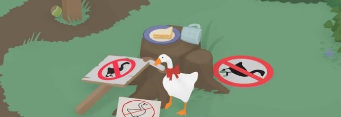 Экспертное мнение: Гуси не так плохи, как показано в Untitled Goose Game