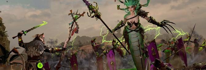 The Shadow and The Blade — новое дополнение к Total War: Warhammer 2 с двумя фракциями и лордами