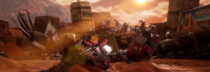 Открывающий синематик MechWarrior 5: Mercenaries