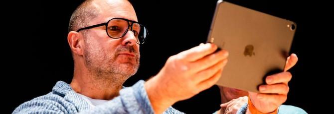 Apple убрала информацию про Джони Айва со своего сайта