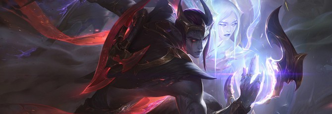Riot Games потратила больше года на создание Афелия для League of Legends
