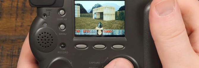 Doom запустили на старом фотоаппарате Kodak 1998 года