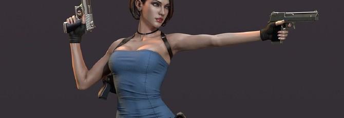 Capcom тизерит ремейк Resident Evil 3