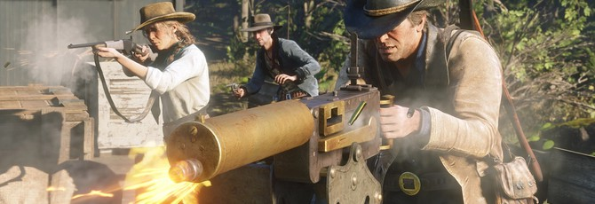 Моддер добавил в Red Dead Redemption 2 режим орды