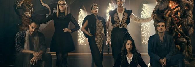 Еще больше магии в трейлере пятого сезона The Magicians