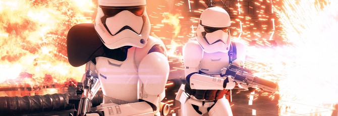 В сеть утекла Star Wars Battlefront 2 Celebration Edition