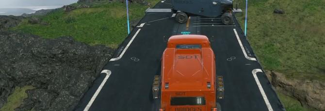 Игроки Death Stranding жалуются на брошенные повсюду автомобили