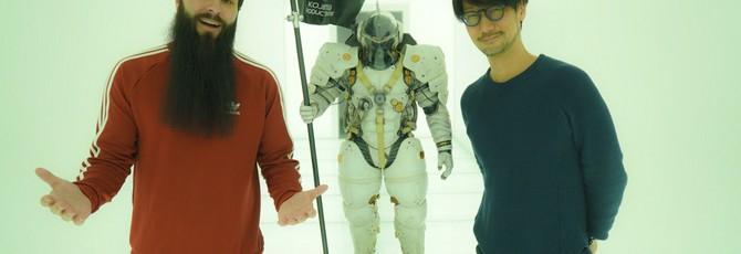 Режиссер экранизации Metal Gear Solid: Новый сценарий наполнен причудами Хидео Кодзимы