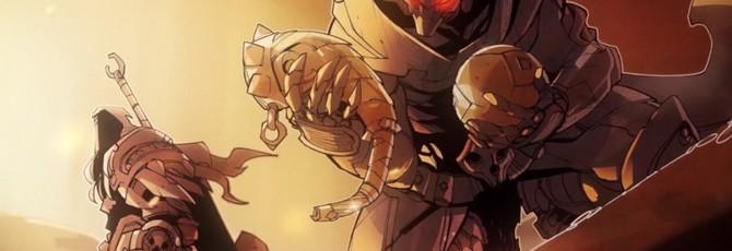 Оценки и новый геймплей Darksiders Genesis