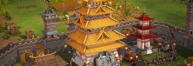 Новый геймплей Stronghold Warlords посвящен строительству и экономике замков