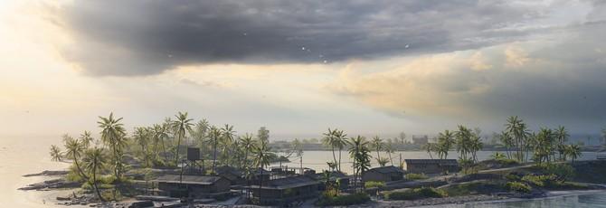 """В Battlefield 5 появится ремейк классической карты """"Остров Уэйк"""""""