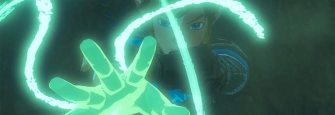 Nintendo рассказала о процессе создания трейлера Breath of the Wild 2