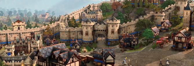 В Age of Empires 4 будет настройка насыщенности цвета