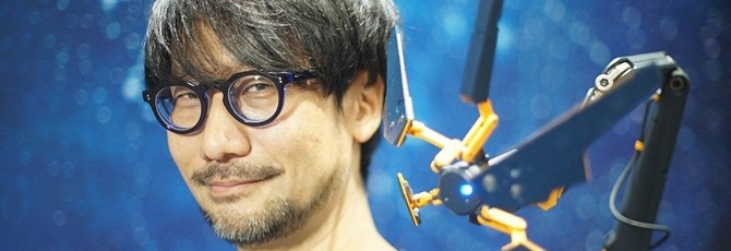 Хидео Кодзима рассказал, почему решил создавать игры