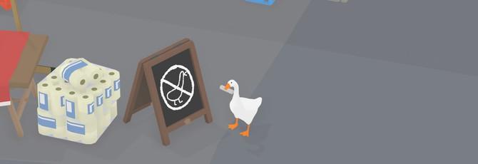 Официально: Untitled Goose Game выйдет на консолях 17 декабря