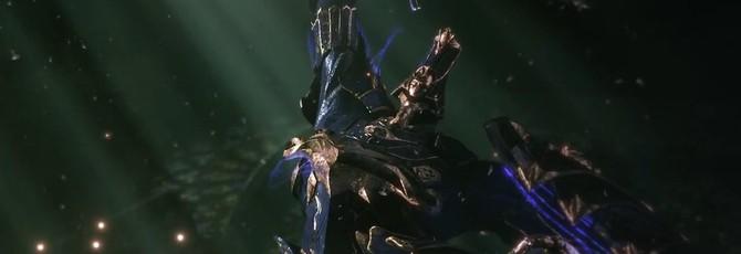 Первый геймплей Babylon's Fall от Platinum Games