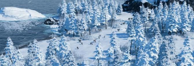 Для Anno 1800 вышло арктическое дополнение