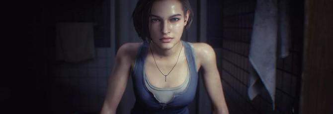 Сравнение графики ремейка и оригинала Resident Evil 3 + новые скриншоты