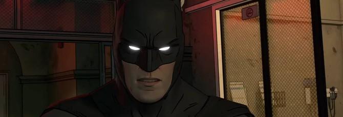 Telltale готовит новое издание для Batman: The Telltale Series