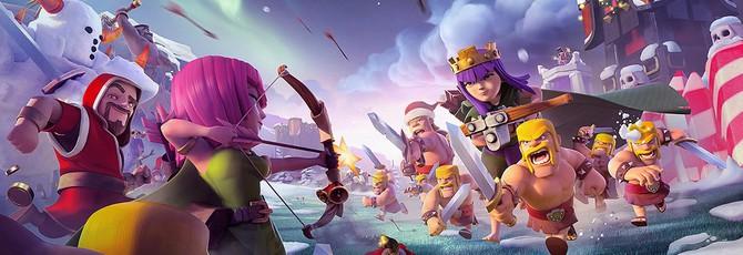 Clash of Clans стала самой прибыльной мобильной игрой десятилетия