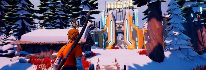 Королевская битва Darwin Project выйдет в январе на PC, PS4 и Xbox One