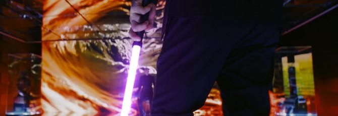"""Специалисты по спецэффектам добавили световые мечи в """"Джон Уик 3"""""""