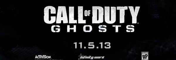Первый трейлер Call of Duty: Ghosts