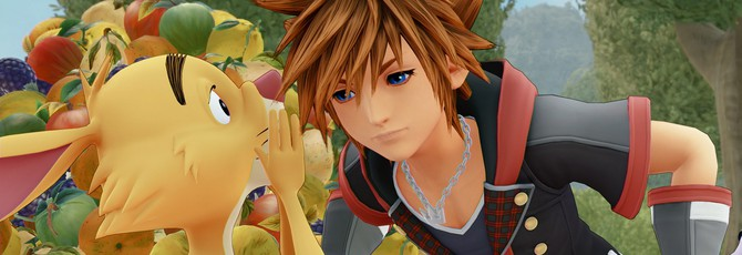 Страница DLC для Kingdom Hearts 3 намекает на релиз PC-версии