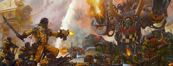 Warhammer 40,000: Armageddon - Подробности