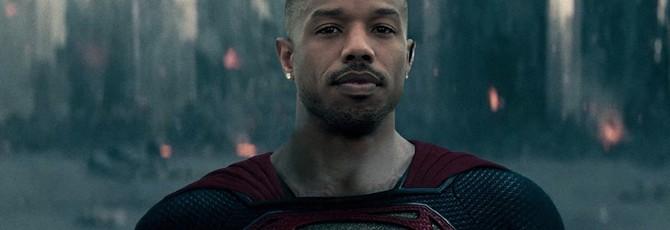 Майкл Б. Джордан прокомментировал слухи о замене Генри Кавилла в роли Супермена