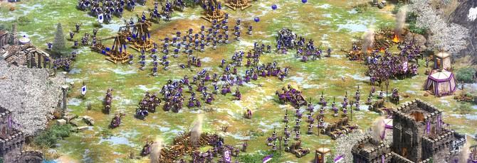 Для Age of Empires 2: Definitive Edition вышла официальная рождественская модификация