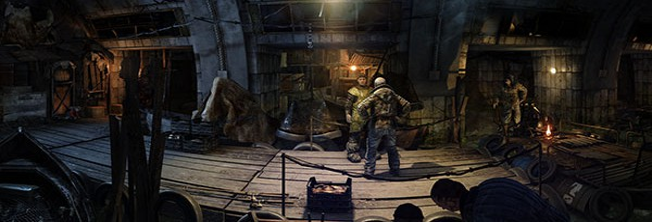 Детали DLC и сезонного пропуска Metro: Last Light