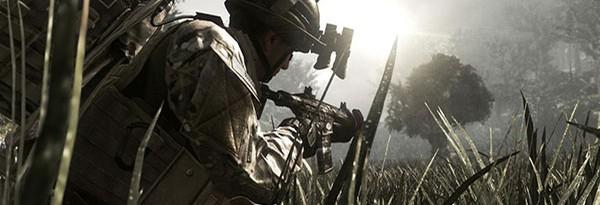 Видео сравнения технологий Call of Duty: Ghosts и Modern Warfare 3