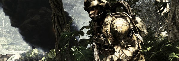 Call of Duty: Ghosts разработана на старом обновленном движке