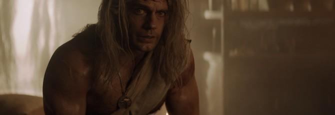 """Генри Кавилл обезвоживал себя три дня, чтобы показать мускулы в """"Ведьмаке"""""""