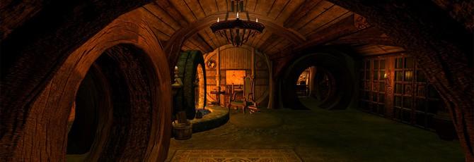 Для Skyrim вышел обновленный мод Path of the Hobbit, перерабатывающий игру