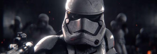Штурмовики против неизвестной угрозы в крутом фанатском видео Star Wars: The Last Stand