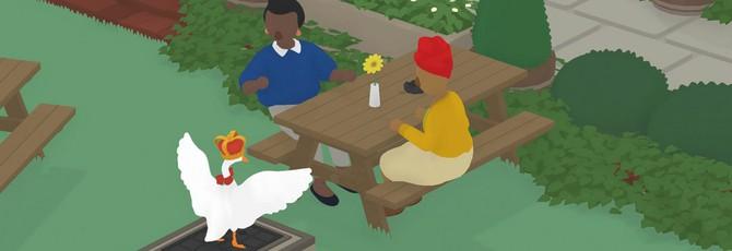 Продажи Untitled Goose Game составили более одного миллиона копий