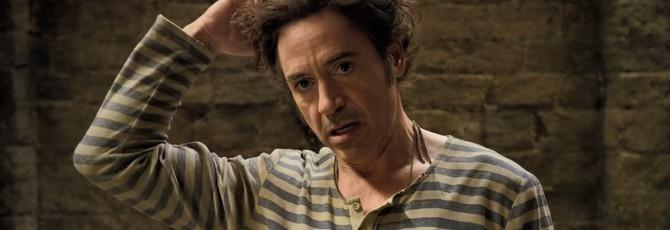 """Огнедышащий дракон в новом трейлере """"Удивительного путешествия Доктора Дулиттла"""""""