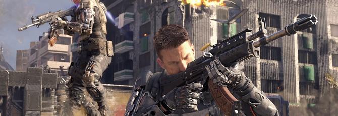 В следующей Call of Duty не будет джетпаков