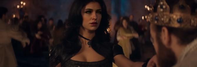"Deepfake: Йеннифэр из The Witcher 3 в сериале ""Ведьмак"" от Netflix"