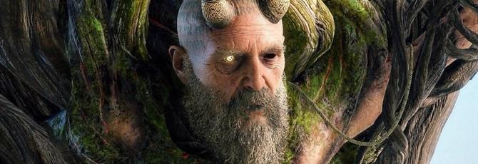 Эта реплика головы Мимира из God of War может моргать