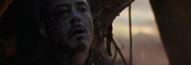 """Одна из идей для концовки """"Мстители: Финал"""" включала жестокую смерть Тони Старка"""