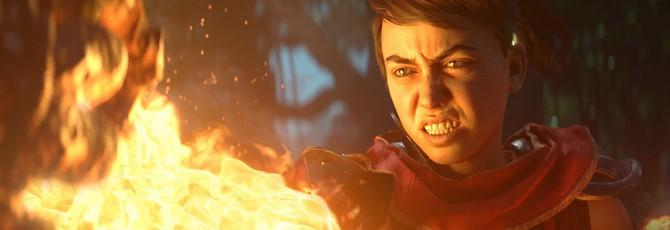Геомансер уничтожает сотни врагов в геймплее Magic: Legends