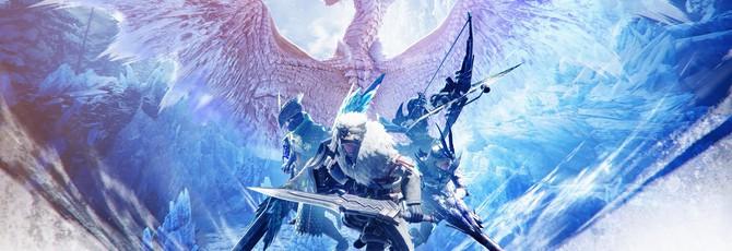 Steam-чарт: Дополнение Iceborn для Monster Hunter World захватило лидерство